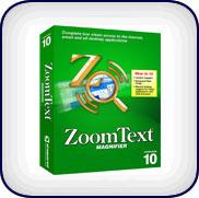 Zoomtext ekran büyütme yazılımı, zoomtext screen magnifier